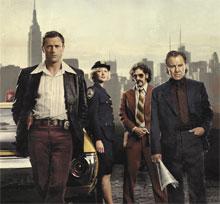 AXNミステリー 2月「ニューヨーク1973/LIFE ON MARS」「バーナビー警部」他