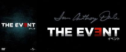 【プレゼント】「THE EVENT」イアン・アンソニー・デイルのサイン入りプレス