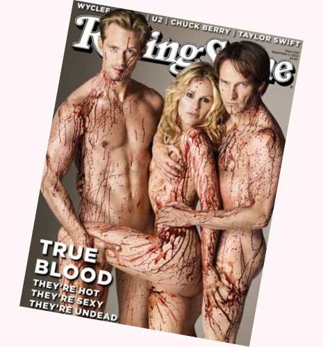 US 版Rolling Stone 誌 表紙
