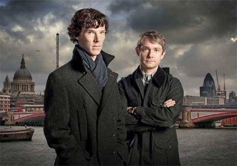AXNミステリー 7月「SHERLOCK シャーロック 第1話プレミア放送」「ロンドン警視庁犯罪ファイル」他