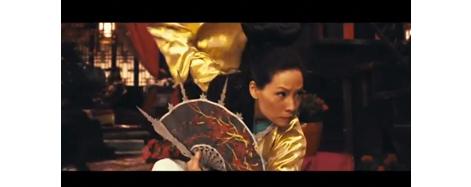 """「キル・ビル」を彷彿とさせる""""演歌風"""" カンフー・アクションをルーシー・リューが熱演する新作映画「The Man With The Iron Fists」予告編が登場"""