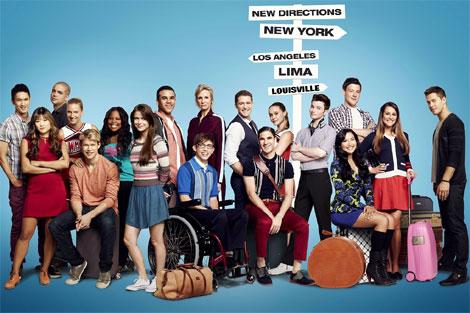 FOXチャンネル 2月のラインナップ 「Glee 4」スタート! 「カリフォルニケーション 4」他