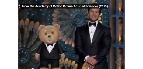 テッドとマーク・ウォールバーグ