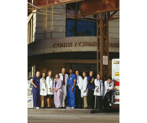 「ERⅦ 緊急救命室」WOWOWで5月9日スタート
