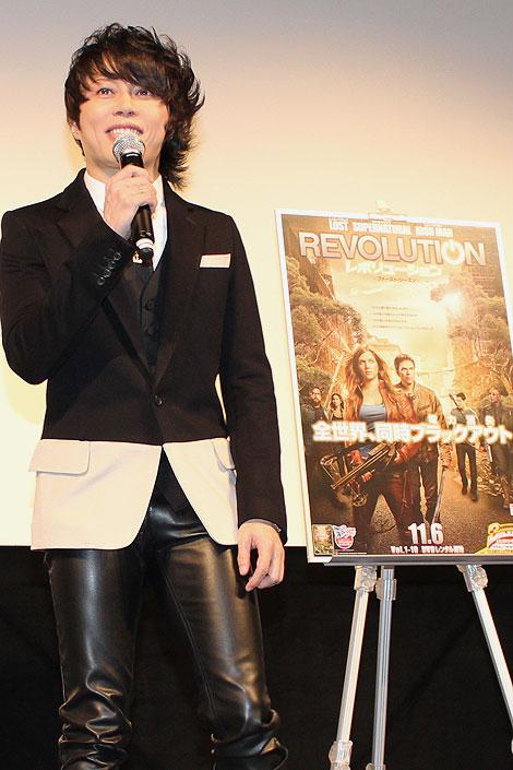 T.M.Revolution西川貴教
