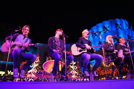 「R5」(左から)ロッキー、ラトリフ、ロス、ライデル、ライカー