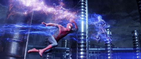 「アメイジング・スパイダーマン2」