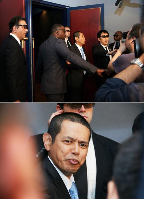 オバマ大統領(デンジャラス・ノッチ)