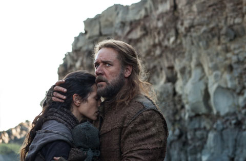 映画「ノア 約束の舟」より