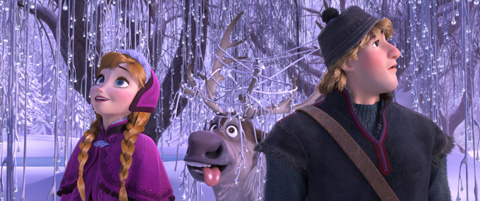 映画「アナと雪の女王」より