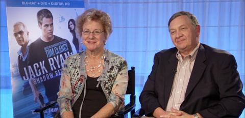 元CIAのマーサ・マルティ・ピーターソン氏と、マイケル・J・スリック氏