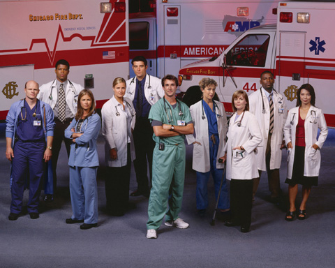 大人気医療ドラマの第10シーズン「ERⅩ 緊急救命室」WOWOWにて10/10放送開始
