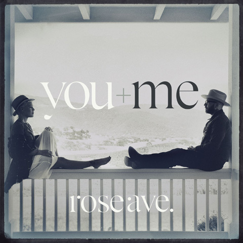 You+Me「rose ave.」ジャケット写真