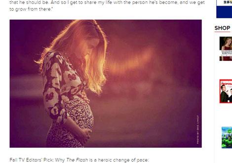 妊娠を発表したブレイク・ライブリー