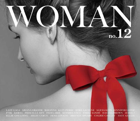WOMAN 12ジャケット写真
