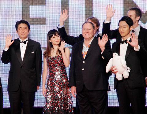 第27回東京国際映画祭の模様