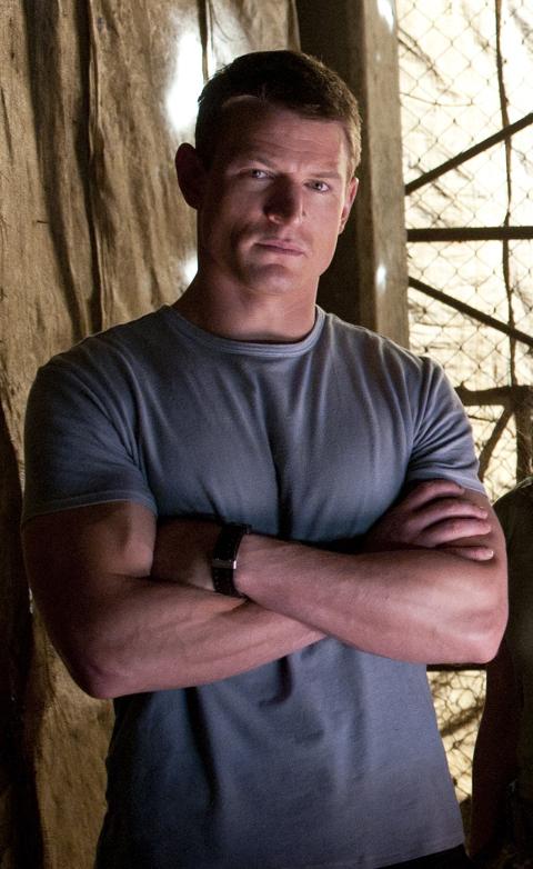 「ストライクバック」マイケル・ストーンブリッジ軍曹役フィリップ・ウィンチェスター