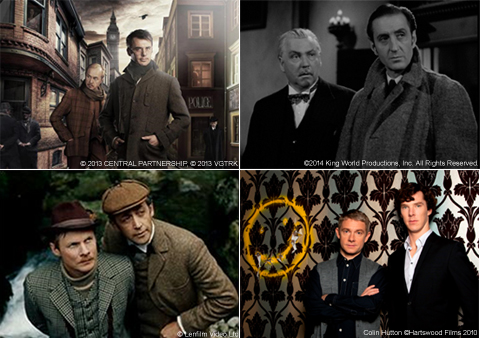 AXNミステリー1月のオススメ番組 「シャーロック・ホームズ生誕記念特集」「オックスフォードミステリー ルイス警部」など