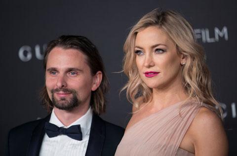 ケイト・ハドソンと「ミューズ」マシュー・ベラミー、婚約を解消! 4年の交際期間に終止符