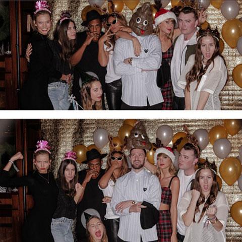 テイラー・スウィフトの誕生日パーティーに参加したセレブたち
