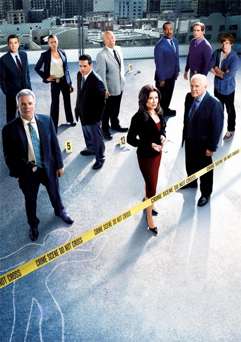 「Major Crimes」
