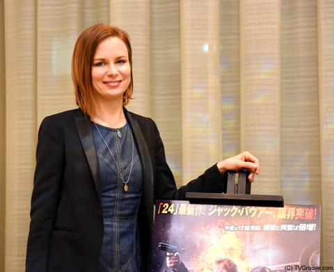 メアリー=リン・ライスカブ ©TVGroove.com