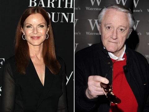 「デス妻」マーシア・クロスと「0011ナポレオン・ソロ」ロバート・ヴォーンが、「LAW & ORDER:SVU」に出演