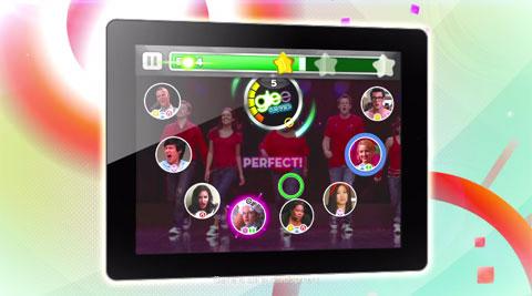 「glee」のリズムアクションゲームアプリ「Glee Forever!」が事前登録受付開始! 気になる中身を動画でチェック