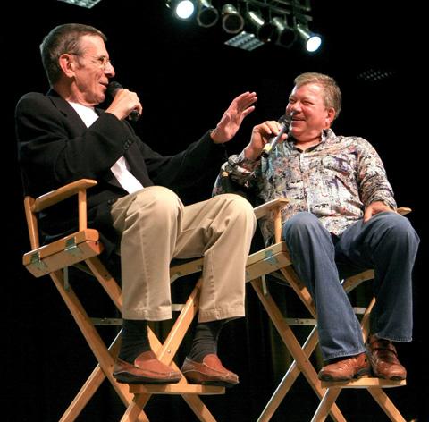 ウィリアムとレナード(2007年撮影)