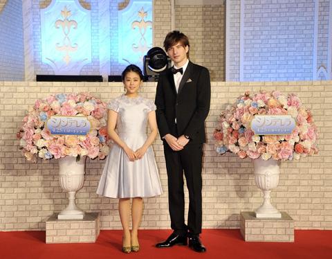 城田優(左)、高畑充希