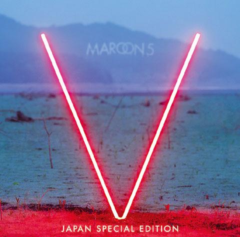 「V – ジャパン・スペシャル・エディション」ジャケット写真
