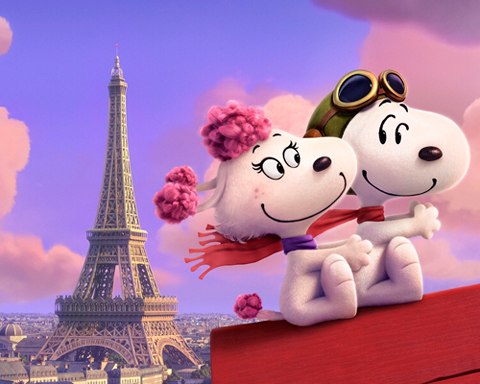 「I LOVE スヌーピー THE PEANUTS MOVIE」