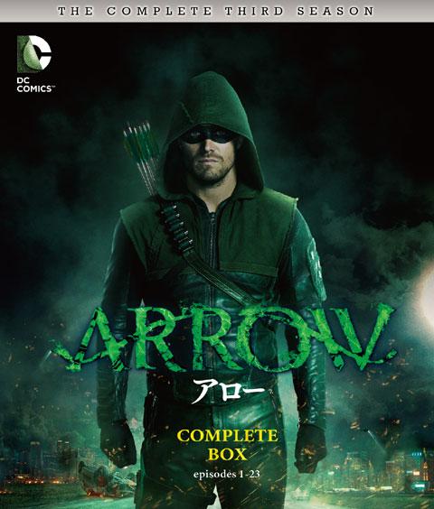 ARROW / アロー | AXNジャパン