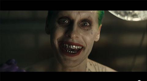 この笑顔がコワイ! ジャレッド・レト演じるジョーカー