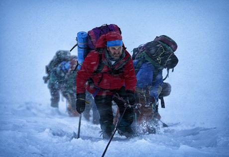 映画「エベレスト3D」より