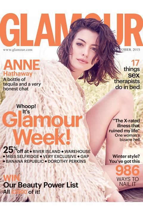 アン・ハサウェイ、30代になった今では、20代の若手女優に仕事をとられてばかり・・!?