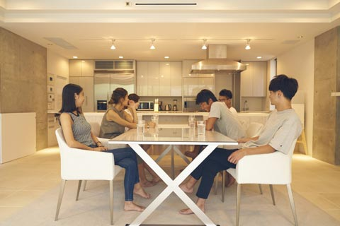 「TERRACE HOUSE BOYS & GIRLS IN THE CITY」より