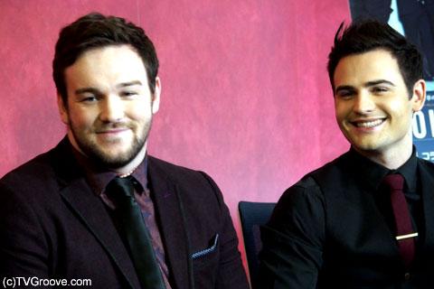 リチャードとマイケル
