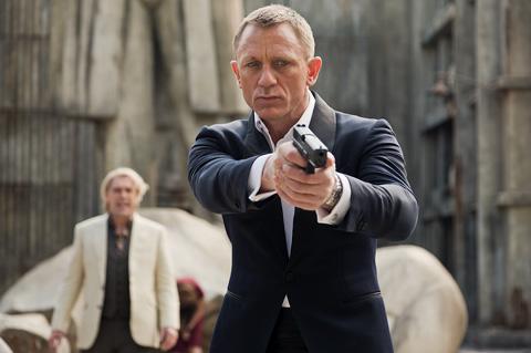 映画「007 スカイフォール」
