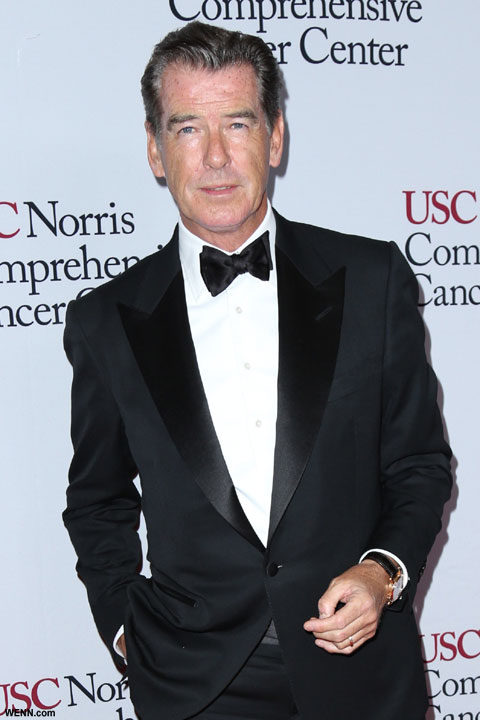 先代ジェームズ・ボンド ピアース・ブロスナンが新作「007 スペクター」に苦言! 気になる後輩ダニエル・クレイグのボンドの評価は?