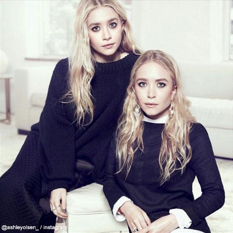アシュレー、メアリー=ケイト・オルセン姉妹
