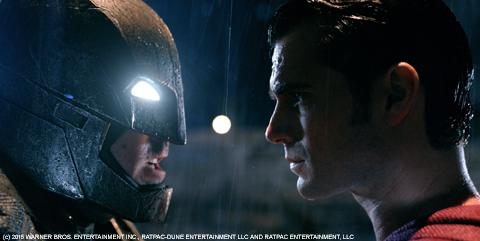 「バットマン VS スーパーマン ジャスティスの誕生」