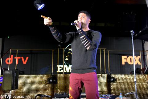 ジャシーの歌に、会場が熱狂 / TVGroove.com