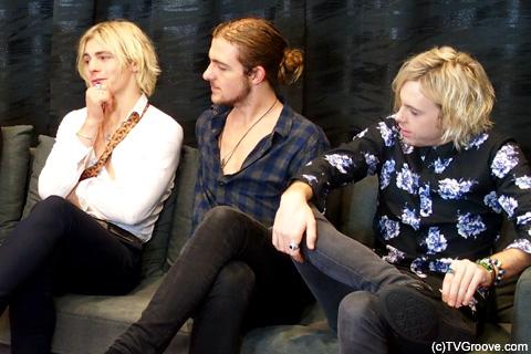 ライデルとラトリフの交際に、3人は… / (c)TVGroove.com