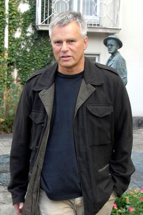 オリジナルシリーズで主役を務めたリチャード・ディーン・アンダーソン