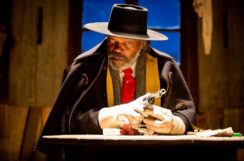 第88回アカデミー賞3部門ノミネート! タランティーノ監督自身も認める最高傑作、映画「ヘイトフル・エイト」本当の予告が公開