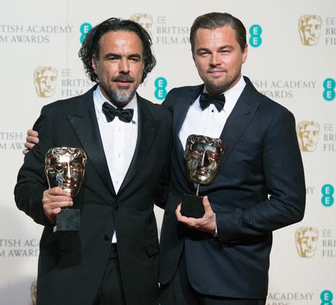 英国アカデミー賞発表! 「レヴェナント:蘇えりし者」が作品賞含む最多5部門受賞、ディカプリオが主演男優賞の栄冠に輝く