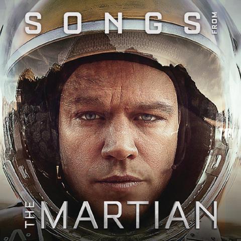 映画「オデッセイ」の音楽は火星で聴く70sヒット・ナンバー! デヴィッド・ボウイの「スターマン」が宇宙に響く