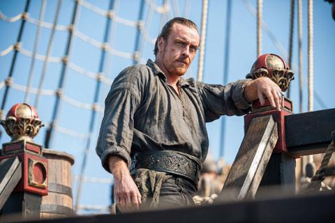 エミー賞2冠の海外ドラマ「Black Sails/ブラック・セイルズ 2」本日2月26日よりHulu・dTVにて配信スタート! あわせて予告編が公開