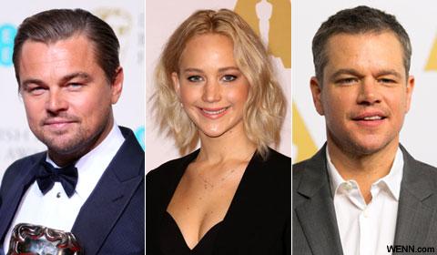 ジェニファー・ローレンス、オスカー候補俳優として最高額の出演料を獲得! ディカプリオやマット・デイモンを上回る